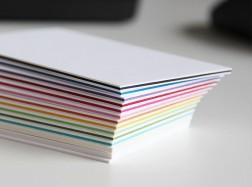 Visitkort / brevpapir
